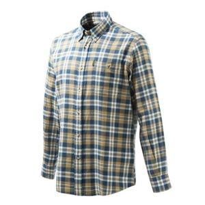 BERETTA Flannel button down Men's Shirt Size L $95